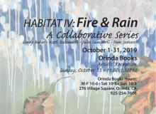 HABITAT IV: Fire & Rain