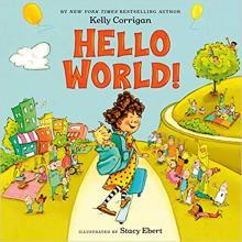 Hello World! cover