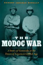 The Modoc War cover