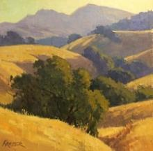 Hazy Morning at Briones by Paul Kratter