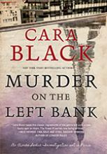 Murder on the Left Bank cover